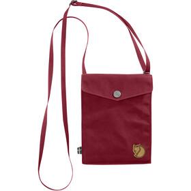Fjällräven Pocket Tas rood